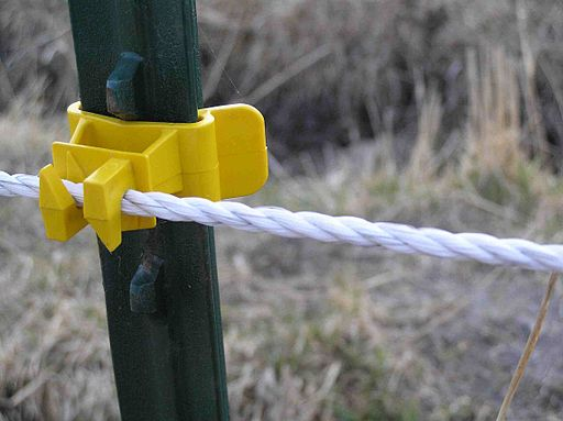 Polyrope Electric Horse Fence