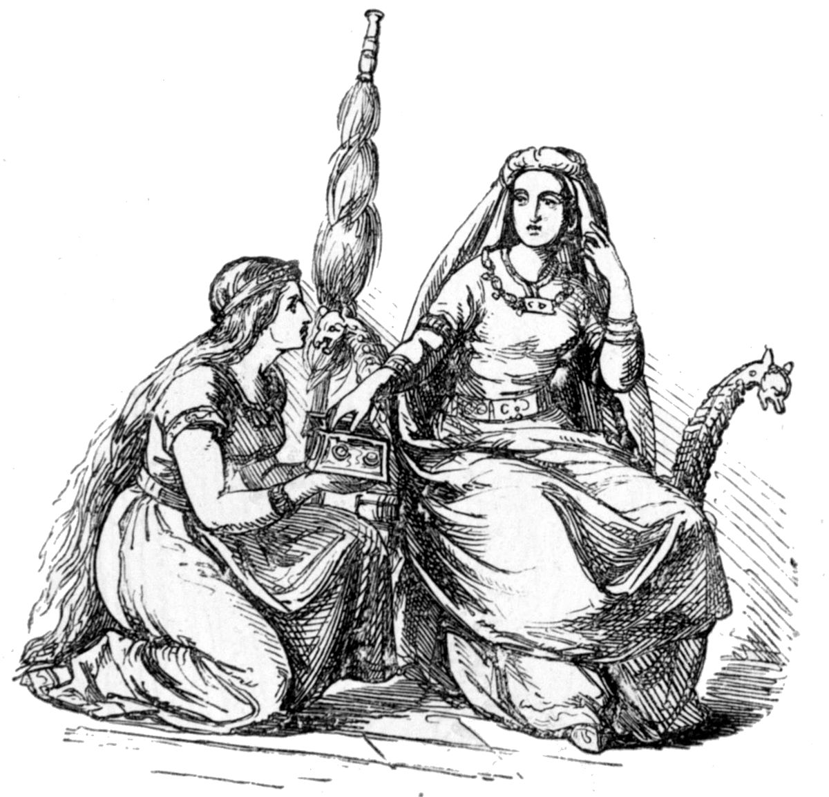 Frigg and Fulla 1874.jpg