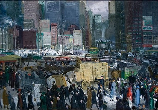 George Bellows' Artworks