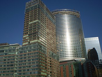 Goldman Sachs New World Headquarters