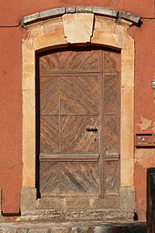 Porte Architecture Wikipdia