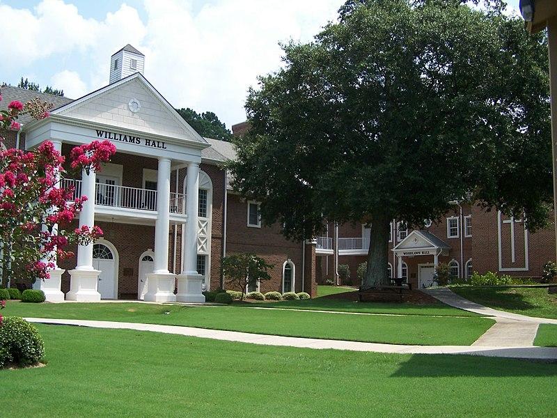 File:Luther Rice Seminary Williams Hall.jpg