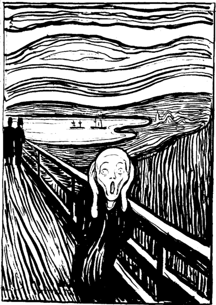 File:Munch The Scream lithography.png