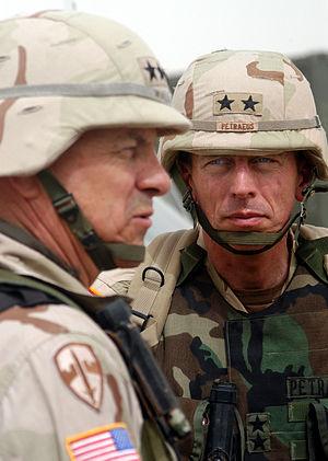 CAMP NEW JERSEY, Kuwait (March 21, 2003) - Maj...
