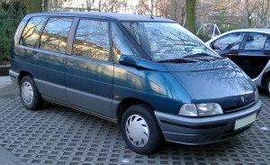 Renault Espace II — Wikipédia