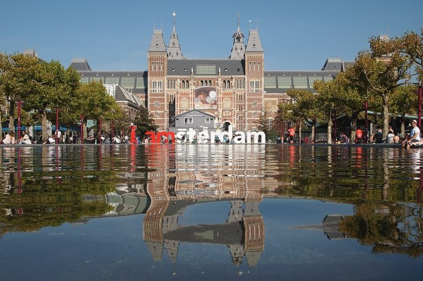 Rijksmuseum IAmsterdam