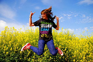 Spring's rock's teen / Rockera de Primavera