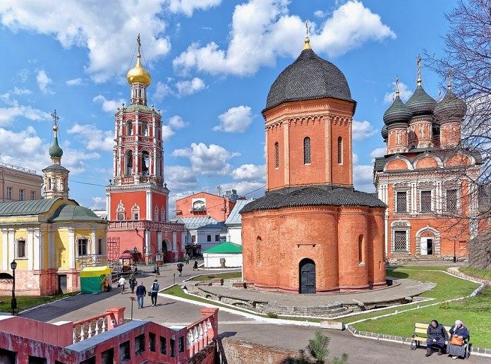 Картинки по запросу высоко-петровский монастырь wiki
