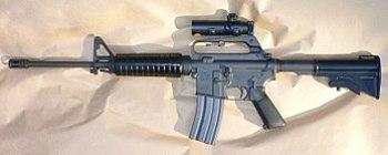 Colt AR-15 Sporter SP1 Carbine