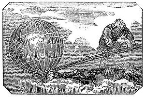 This an engraving from Mechanics Magazine publ...