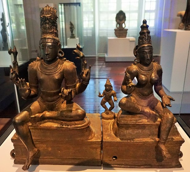Asian Civilisations Museum - Joy of Museums - Somaskanda