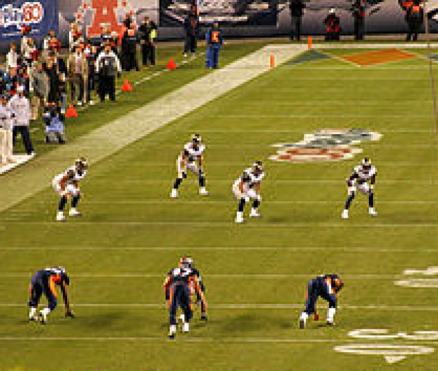 The Denver Broncos Attempting An Onside Kick In The Fourth Quarter Against The St Louis Rams On November 28 2010 While Trailing By Three Points