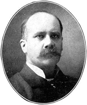 Charles Sheldon, the Christian author