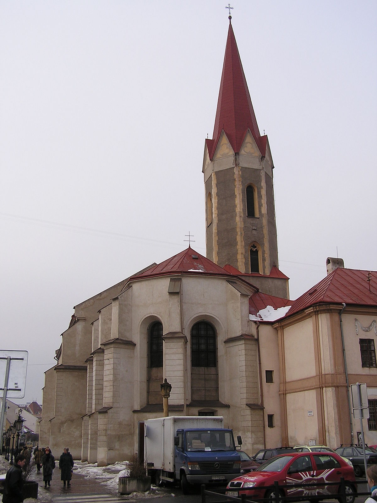 Church Of The Assumption Of The Virgin Mary Koice