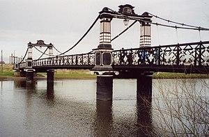 English: Ferry Bridge, Burton upon Trent. Open...