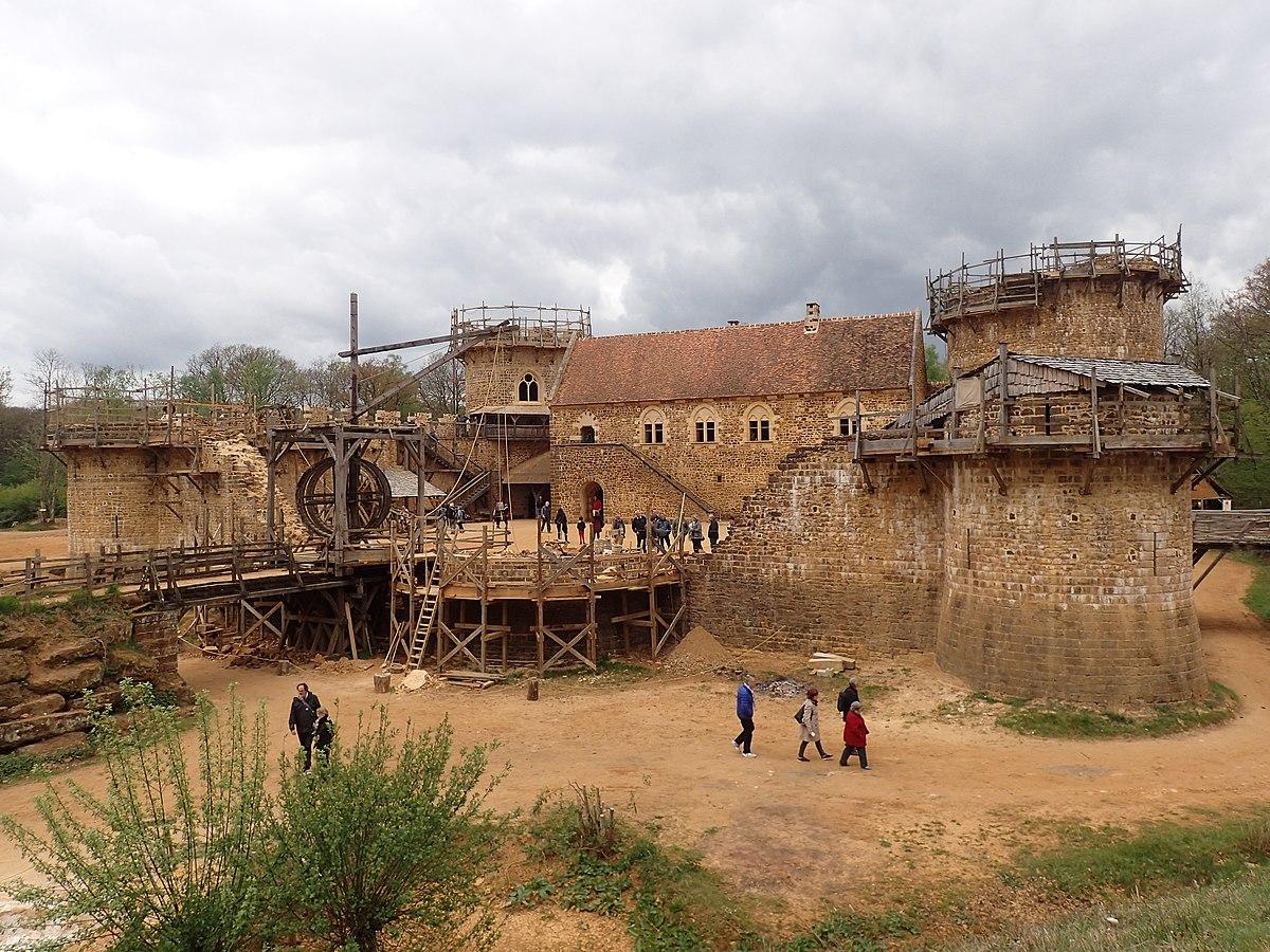 Gudelon Castle Wikipedia