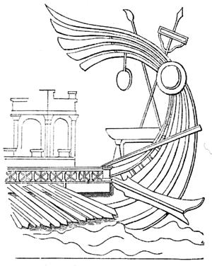 Illustration from Illustrerad verldshistoria u...