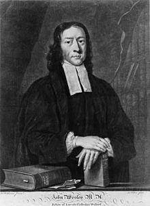 John Wesley Wikipedia