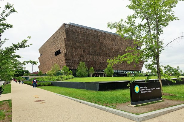National Museum of African American History and Culture - Joy of Museums - External