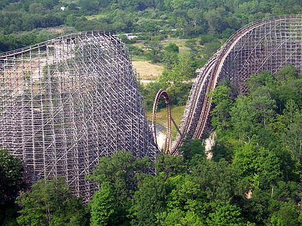 The History Of The Modern Roller Coaster 131 Years In The Making