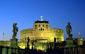 Castel Sant' Angelo, Roma.
