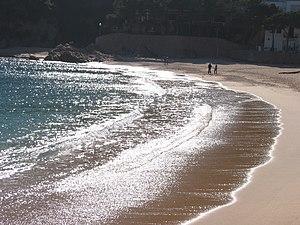 Tamariu Beach