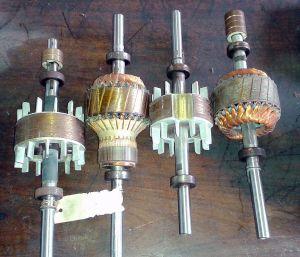Rotor (electric)  Wikipedia