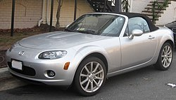 2006-2008 Mazda MX-5 soft-top (US)
