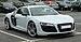 Audi R8 V10 – Frontansicht, 13. März 2011, Wuppertal.jpg