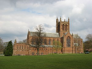 Church on the Crichton Campus, Dumfries, Scotland