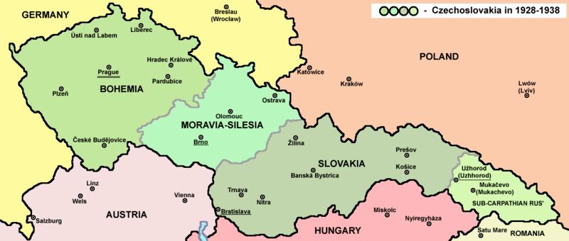 1st Czechoslovak Republic
