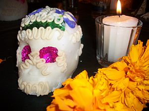 "English: Mexican ""Altar de muertos"" ..."