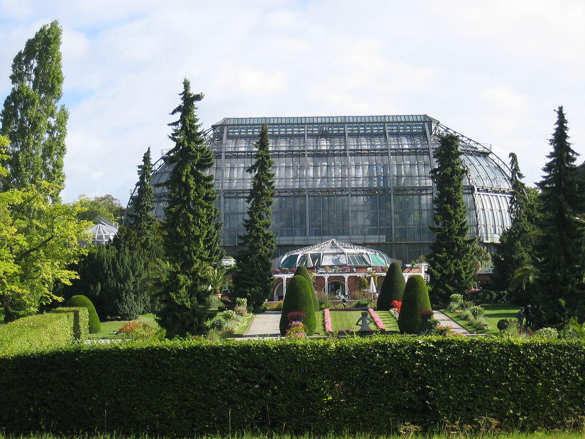 botanique de berlin dahlem