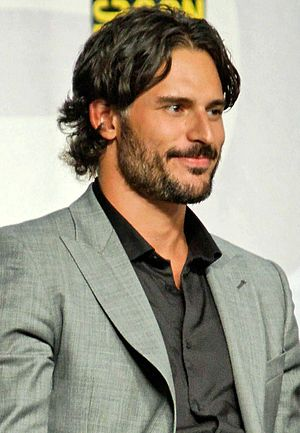 English: Joe Manganiello at 2010 Comic-Con Int...
