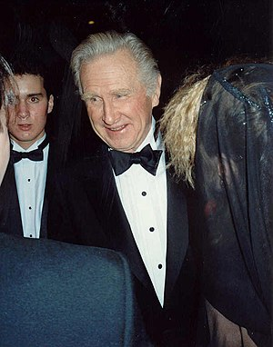 Lloyd Bridges in 1989.