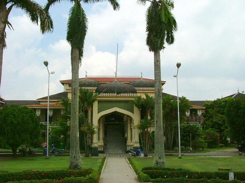 Kota Medan, Wisata di Kota Medan, Istana Maimon, Bangunan Tua, Bangunan di Kota Medan