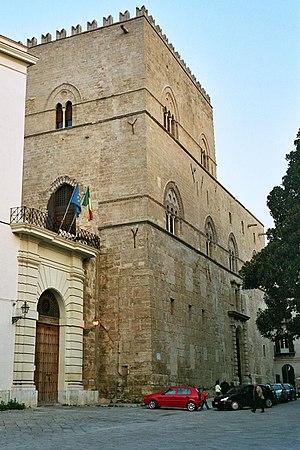 Palazzo Chiaramonte, Palermo.