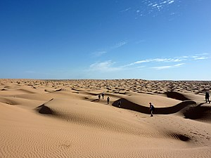 English: Sahara Desert