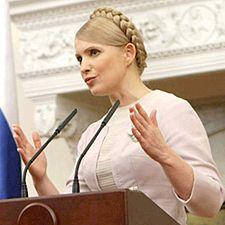 Julija Tymoschenko 2011