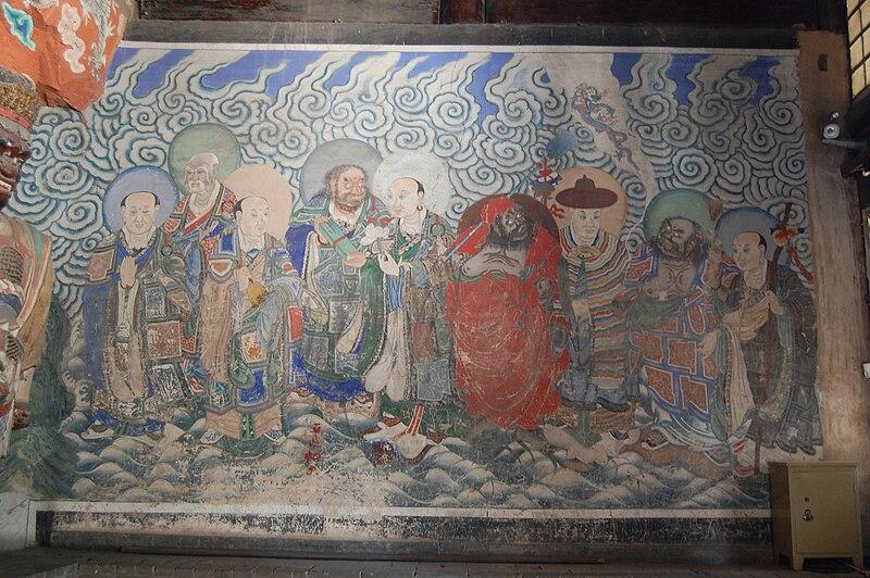 File:Yungang painting 2010.JPG