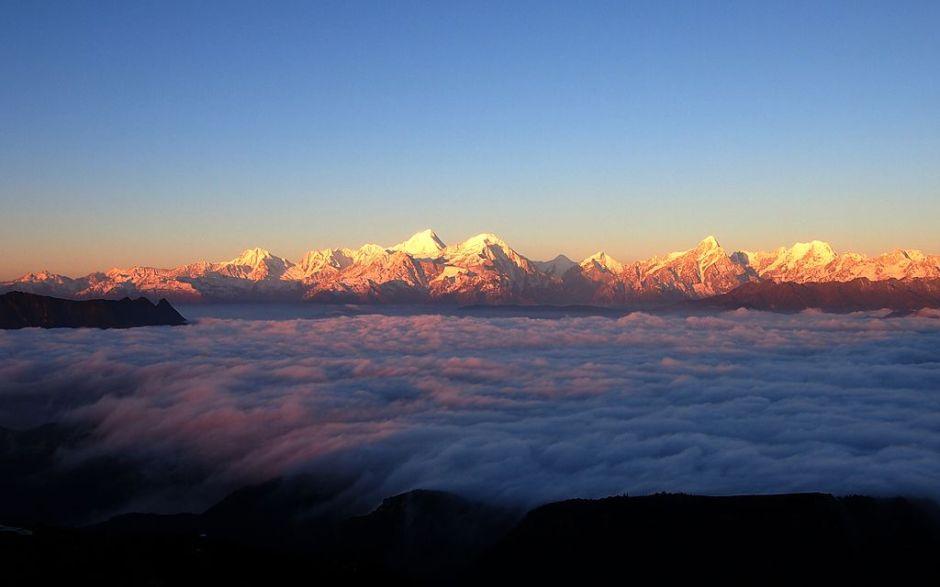 daxue mountains - top 5 highest mountain ranges