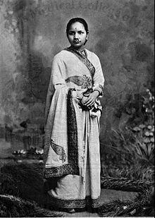 「Anandi Gopal Joshi」の画像検索結果