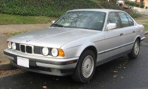 BMW E34  Wikipedia, den frie encyklopædi