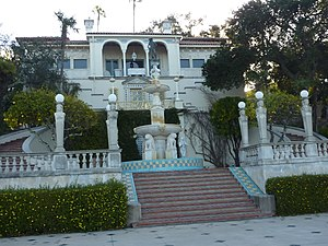 Hearst Castle, California Hearst Castle, Calif...
