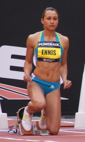 Great CityGames Manchester 2010: Jessica Ennis...