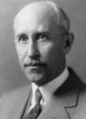 English: Orville Wright, 1928.