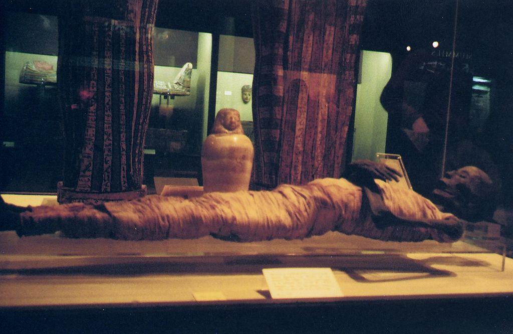 Rosicrucian san jose museum mummy