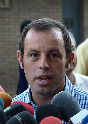 Sandro Rosell - 001