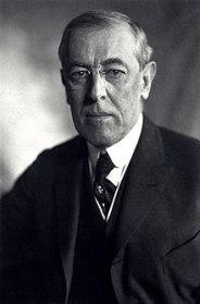 Resultado de imagen de Woodrow Wilson