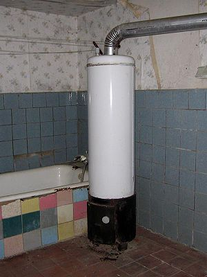 hot-water heater